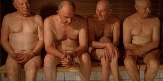 Видео, в мужской бане фото
